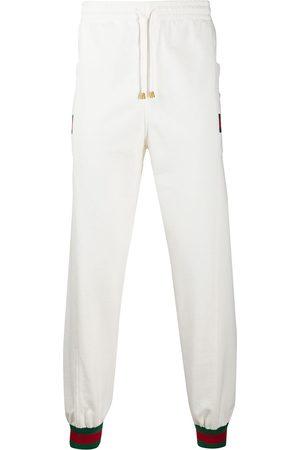Gucci Mężczyzna Spodnie dresowe - White