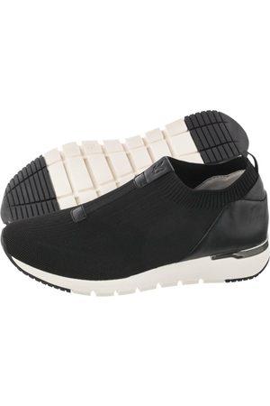 Caprice Sneakersy Czarne 9-24720-25 025 Black (CP222-a)