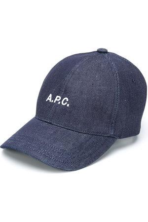 A.P.C. Mężczyzna Kapelusze - Blue
