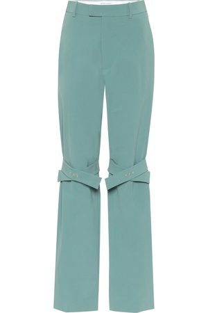 Bottega Veneta Kobieta Spodnie - High-rise stretch pants