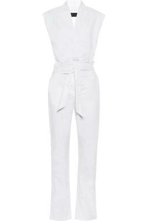 RTA Kobieta Kombinezony - Cynthia cotton jumpsuit
