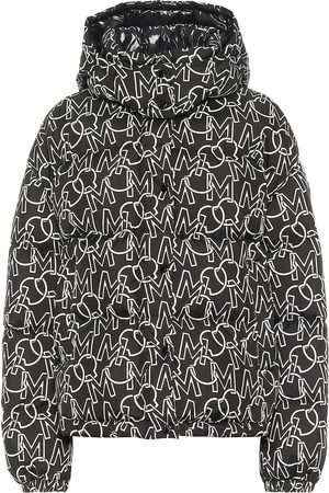 Moncler Daos printed quilted down jacket