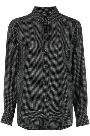 Saint Laurent Kobieta Koszule - Black