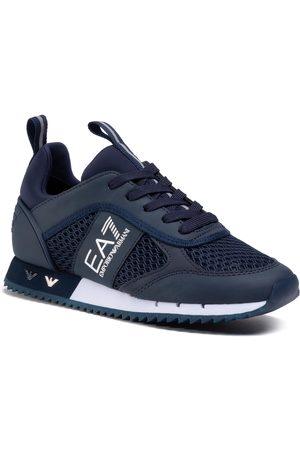 EA7 Sneakersy - X8X027 XK050 D813 Navy/White