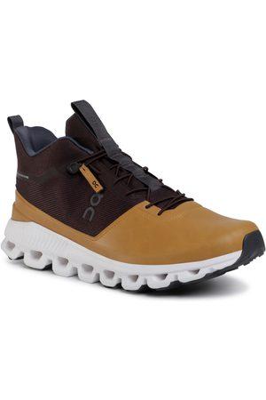 ON Mężczyzna Buty casual - Sneakersy - Cloud Hi 2899807 Umber/Caramel