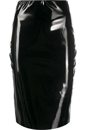 Alchemy Kobieta Spódnice midi - Black
