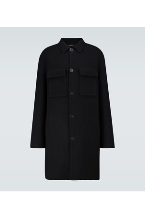 OAMC I.D. wool-blend coat