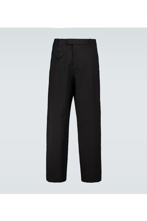 Bottega Veneta Tailored technical fabric pants