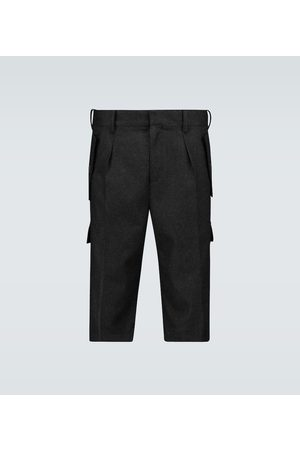 J.W.Anderson Wool cargo shorts