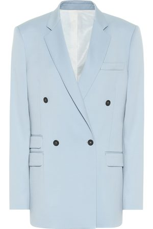 Stella McCartney Holden double-breasted wool blazer