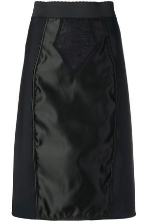 Dolce & Gabbana Kobieta Spódnice - Black