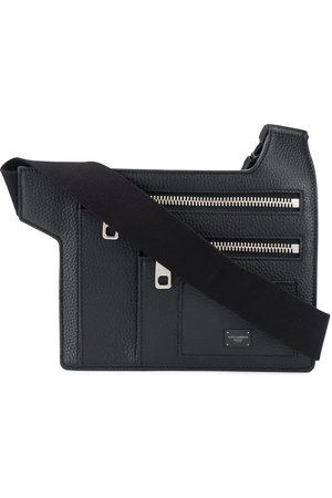 Dolce & Gabbana Mężczyzna Torebki na ramię - Black