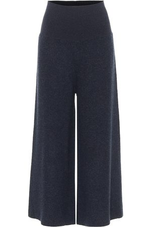 Stella McCartney Ribbed wool and alpaca pants