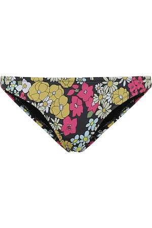Solid The Rachel floral bikini bottoms