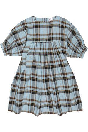 MORLEY Maude checked cotton dress
