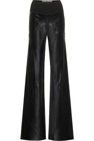 Rick Owens Bias high-rise flared pants