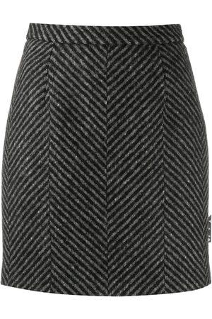 OFF-WHITE Kobieta Spódnice mini - Black