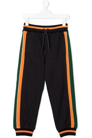 Dolce & Gabbana Chłopiec Spodnie dresowe - Blue