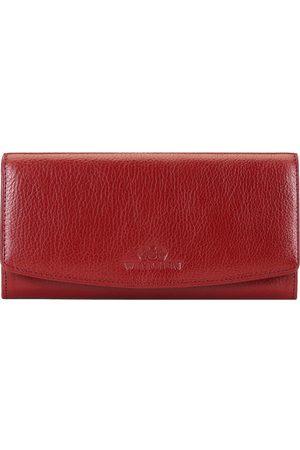 Wittchen Duży skórzany portfel damski
