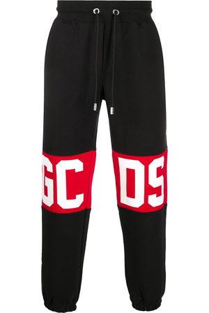 GCDS Mężczyzna Spodnie dresowe - Black