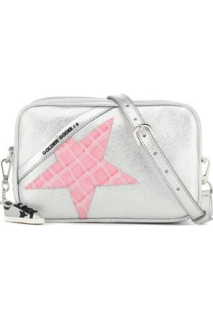 Golden Goose Exclusive to Mytheresa – Star leather crossbody bag