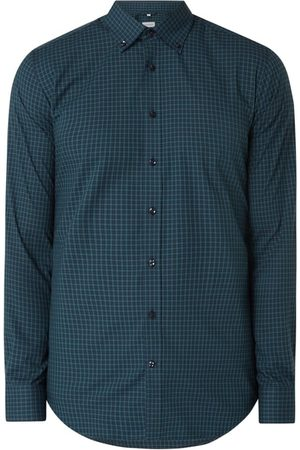 Seidensticker Koszula biznesowa o kroju super slim fit z bawełny