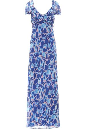 Diane von Furstenberg Chevelle printed maxi dress