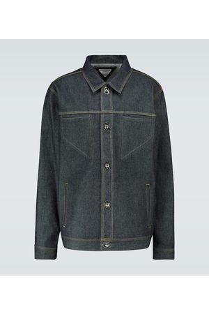 Bottega Veneta Jeansy - Denim jacket