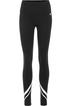 Tory Sport High-rise stretch-jersey leggings