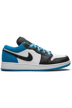 "Nike TEEN Air Jordan 1 Low SE ""Laser "" sneakers"
