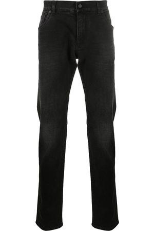 Dolce & Gabbana Mężczyzna Rurki i Slim Fit - Black