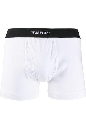 Tom Ford Mężczyzna Bokserki - White