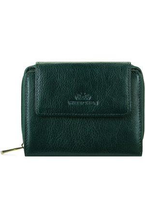 Wittchen Mały skórzany portfel damski
