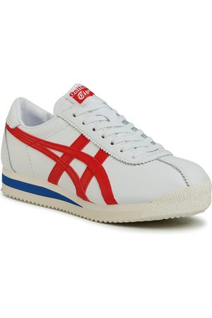 Onitsuka Tiger Sneakersy - Tiger Corsair 1183B397 White/Classic Red 100