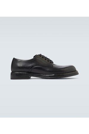 Dolce & Gabbana Mężczyzna Buty eleganckie - Derby leather shoes