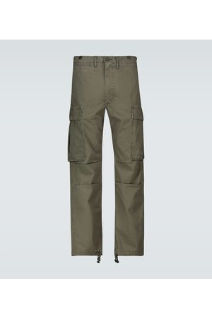 RRL Bojówki - Cotton cargo pants