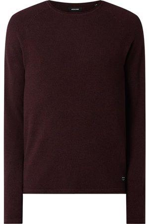 Jack & Jones Sweter z bawełny model 'Hill'