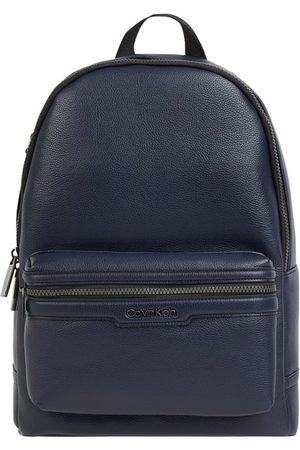 Calvin Klein Mężczyzna Plecaki - Plecak z metalowym logo