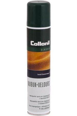 Collonil Akcesoria obuwnicze - Impregnat - Nubuk+Velours 200ml Marron Fonce 399