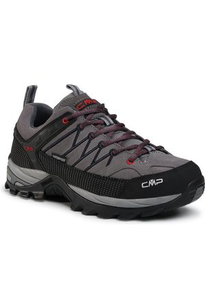 CMP Trekkingi - Rigel Low Trekking Shoes Wp 3Q13247 Graffite/Atracite 44UF