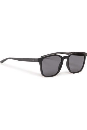 Nike Kobieta Okulary przeciwsłoneczne - Okulary przeciwsłoneczne - Windfall EV1208 001 Matt Black/Gunsmoke/Dark Grey Lens