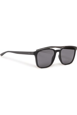 Nike Okulary przeciwsłoneczne - Windfall EV1208 001 Matt Black/Gunsmoke/Dark Grey Lens