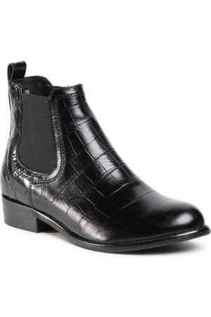 Gino Rossi Sztyblety - 4768-04 Black 1