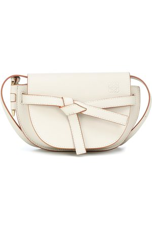 Loewe Kobieta Torebki na ramię - Gate Mini leather crossbody bag