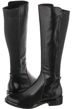 Caprice Kobieta Kozaki - Kozaki Czarne 9-25503-25 022 Black Nappa (CP237-a)