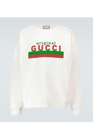 Gucci Original cotton sweatshirt