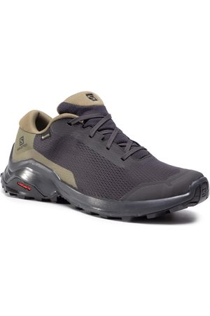 Salomon Buty - X Reveal Gtx GORE-TEX 410421 27 M0 Phantom/Burnt Olive/Black