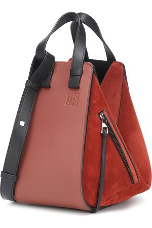 Loewe Hammock Small leather shoulder bag