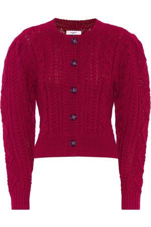 Isabel Marant Rianne wool cardigan