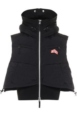 JET SET Jet Rider padded shell ski vest